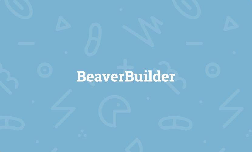 BeaverBuilder: Der beliebte Pagebuilder für WordPress