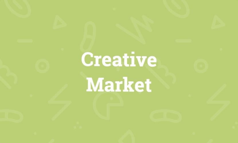 Creative Market – Meine persönlichen Erfahrungen