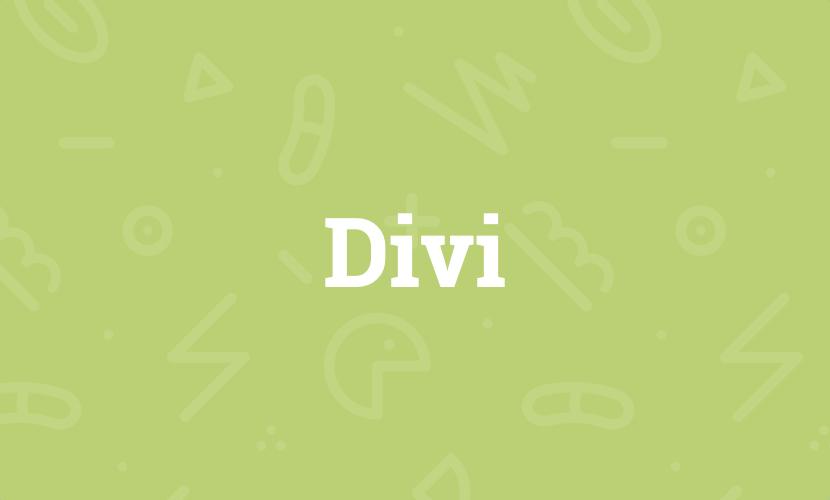 Divi Theme – Meine Erfahrungen mit dem WordPress-Theme (Update 4.0)