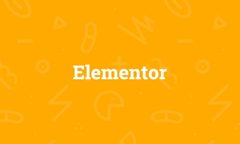 Elementor – Meine Erfahrungen mit dem bekannten Pagebuilder