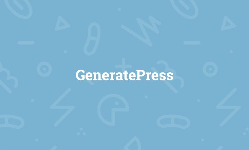 GeneratePress – Meine Erfahrungen mit dem WordPress-Theme