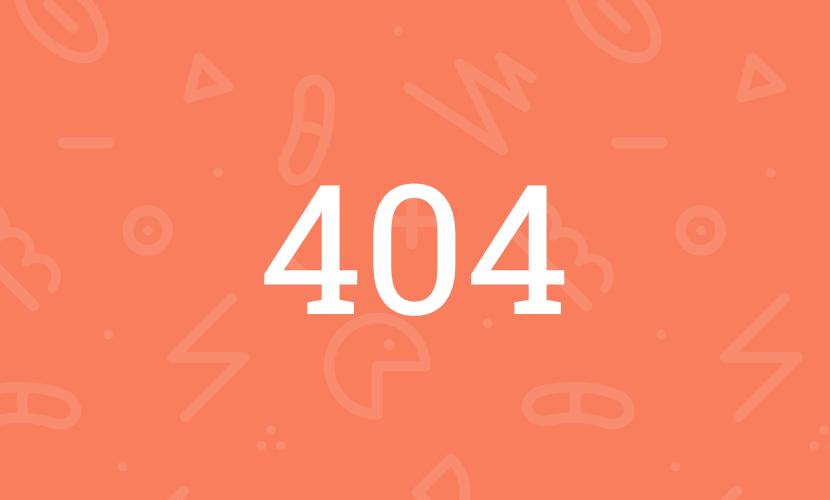 Tipps: 404-Fehlerseite mit WordPress