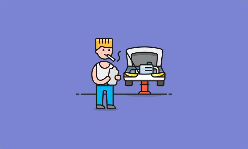 WordPress-Themes für Autohändler und Werkstätten